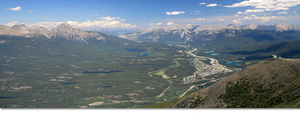 Jasper Tramway. Jasper's Peak Attraction. Your Alpine Experience